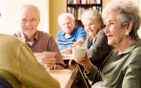 Older People Talking